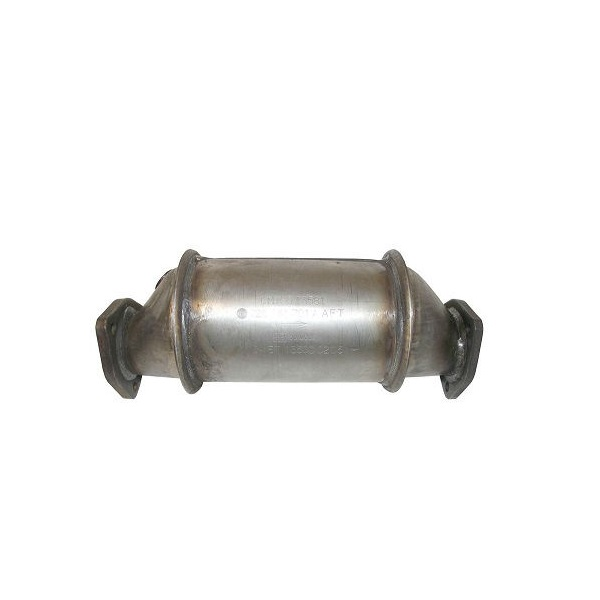 pot catalytique pour volkswagen T25 1,9 DH 1/83- 7/85