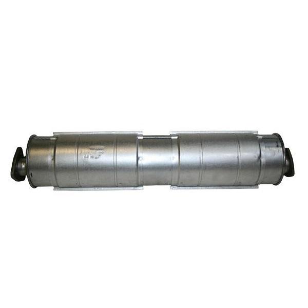 silencieux non catalytique pour volkswagen T25 2,1 MV