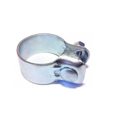 collier de fixation tuyau échappement sur silencieux T25 1,6 D