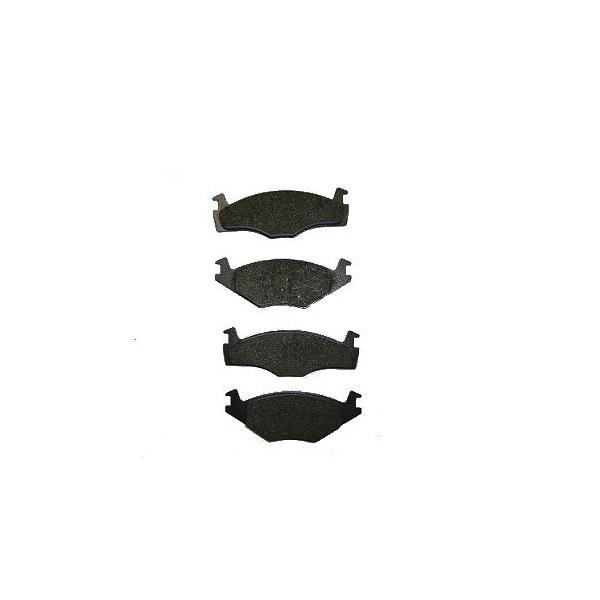 plaquettes de frein avant pour volkswagen Golf 3 19,7 mm