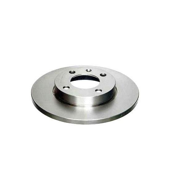 Paire de disques de frein avant 239 x 12 mm Golf 1
