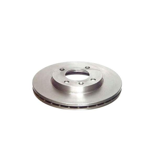 Paire de disques de frein avant ventilés 239 x 20 mm Golf 1 1,6 et 1,8 GTI
