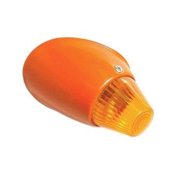 clignotant obus avant gauche glace orange combi split 61 - 62