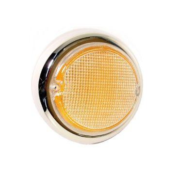 vitre de clignotant blanche droite combi split 63 - 67