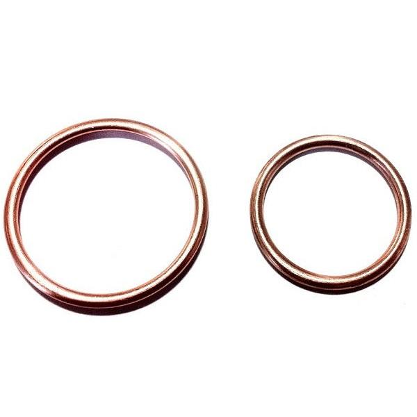 Joint en cuivre pour pipe d'admission coccinelle moteur 30cv
