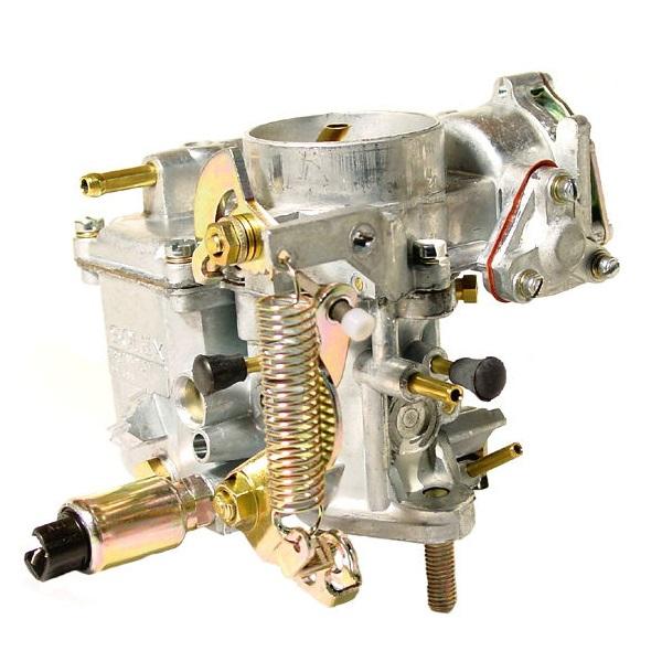 Carburateur coccinelle 31 pict-3 à starter électrique et étouffoir 12 volts brosol