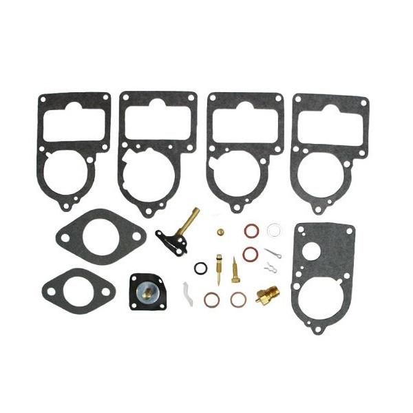 Kit de réparation pour carburateur coccinelle SOLEX 30-31-34 pict (sauf pict-4)