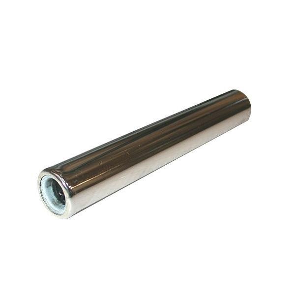 Tube silencieux coccinelle chromé 225mm