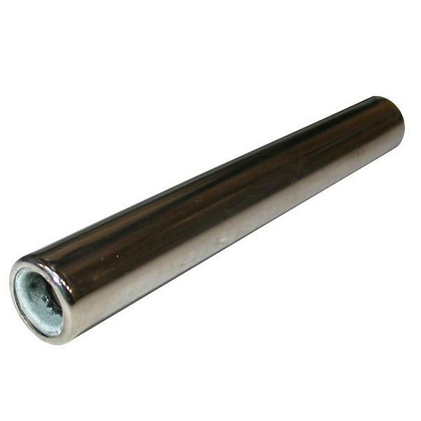 Tube silencieux coccinelle chromé 265mm