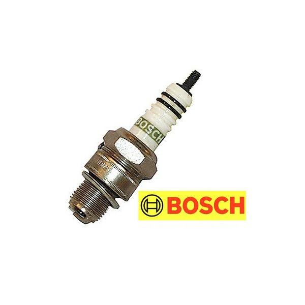 Bougie coccinelle BOSCH W8CC (culot long)