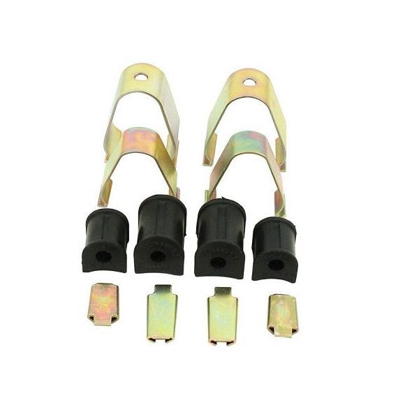 Kit de 4 silentblocs de barre stabilisatrice pour coccinelle train avant à rotules