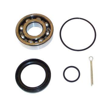 kit roulement de roue arrière coccinelle avec boîte à trompettes