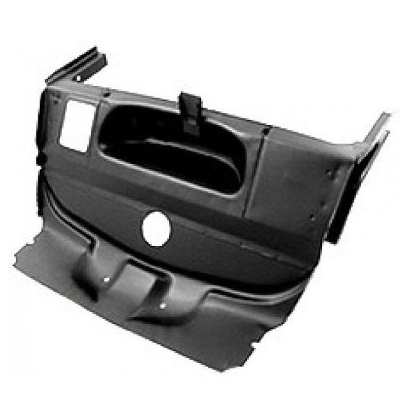 Panneau intérieur roue de secours coccinelle 1200/1300 7/67-