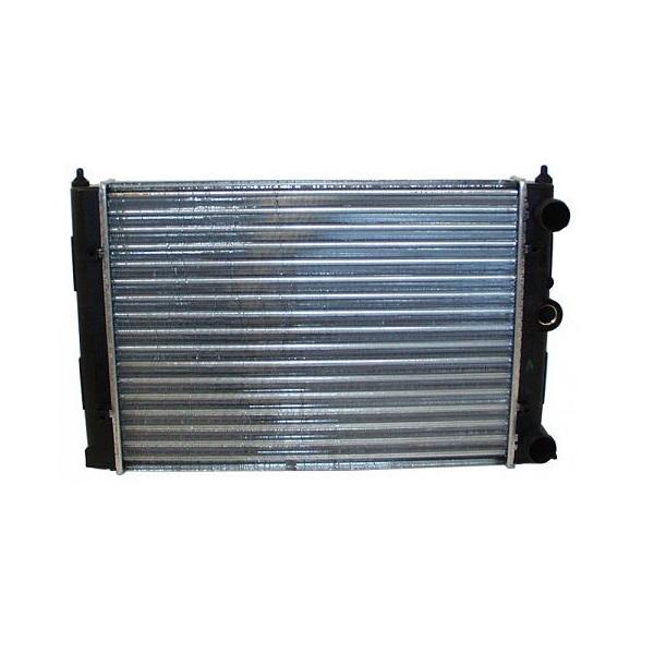 Radiateur d'eau 430x322 pour Golf 1 1050-1300cc 1/83-7/83