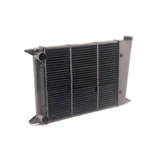 Radiateur d'eau largeur 380mm pour Golf 1 1100cc 7/75-