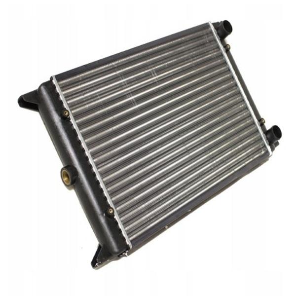 Radiateur d'eau largeur 480mm pour Golf 1 1,5 D 1,6 essence,1,6 GTI 8/80 – 12/80
