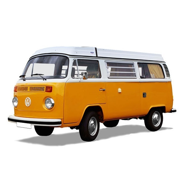 Le Combi T2 Bay Windows – 1967 / 1979