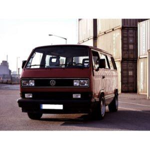 Le nouveau Volkswagen Transporter T25/T3 : 1979 – 1990