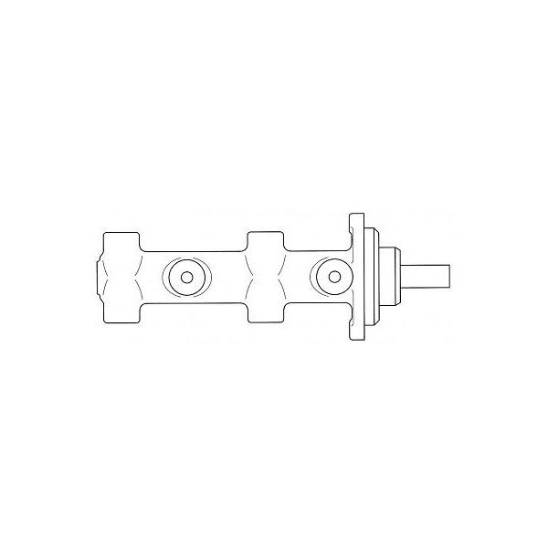 Maître cylindre 20,64 mm pour Golf 1