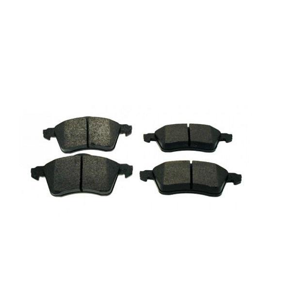 Plaquettes de frein avant transporter T4,disques ventilés 280x24mm,1/1996-5/1999