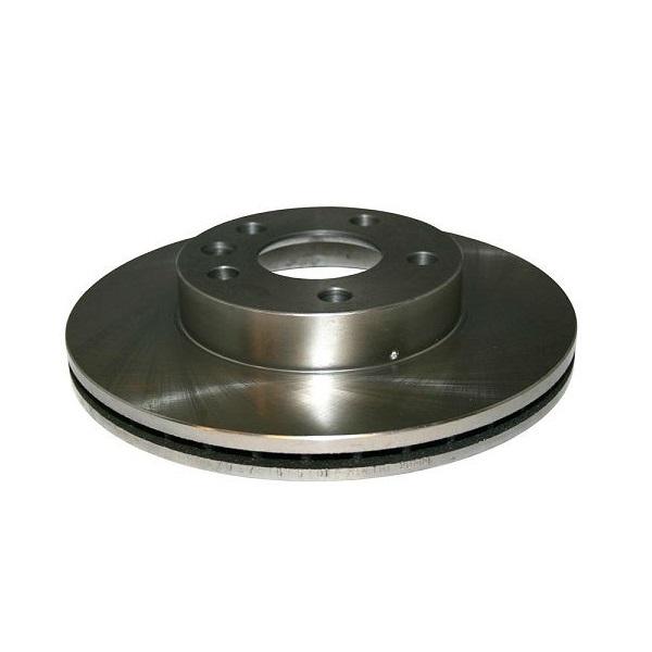 Disque de frein avant ventilé transporter T4 280X24mm 1/1996-6/2003