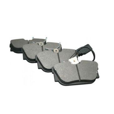 Plaquettes de frein arrière pour roue en 16″ transporter T4 5/1997-6/2003