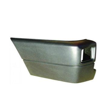 Embout de pare choc noir arrière gauche transporter T4 9/1990-12/1995