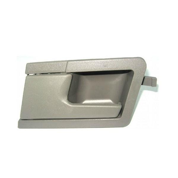 Poignée grise de porte avant intérieure gauche transporter T4 1/1996-6/2003
