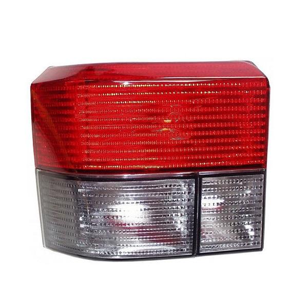 Feu arrière gauche rouge et gris transporter T4 9/1990-6/2003