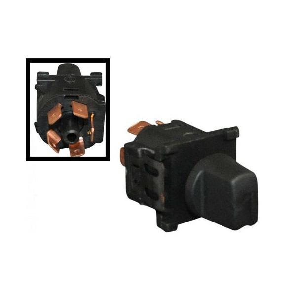 Interrupteur de ventilateur de chauffage transporter T4 9/1990-12/1995 avec clim