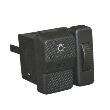 Interrupteur de phare noir transporter T4 9/1990-12/1995
