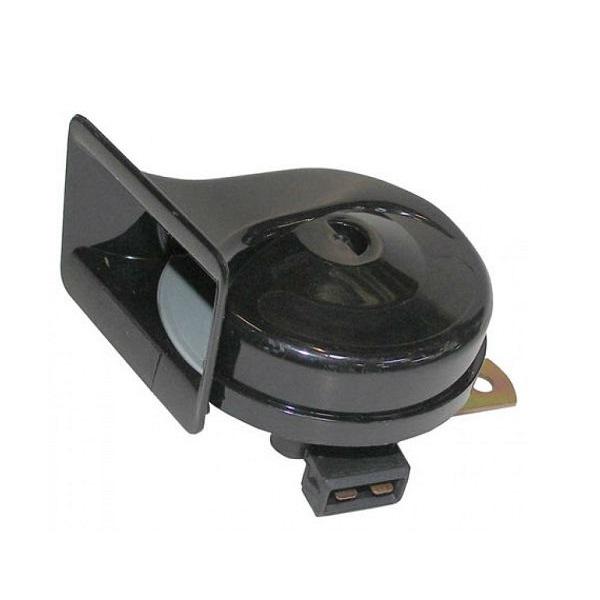 Klaxon avec broche 2 fiches transporter T4 9/1990-6/2003 ton aigu 510 Hz
